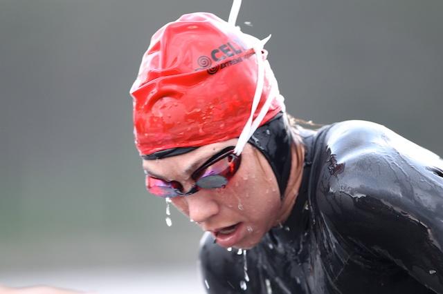 Fastest Swim (Women) - Kathrin Muller