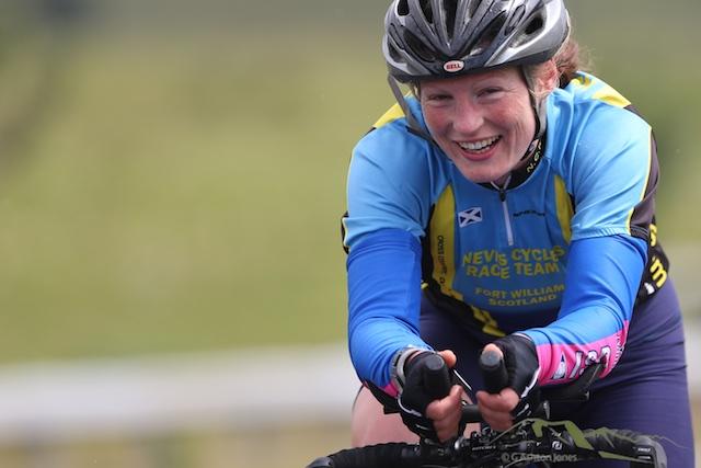 Fastest Cycle (Women) – Marie Meldrum – 6:41:12 [2014 Celtman – Women's winner, 3rd in 2015]