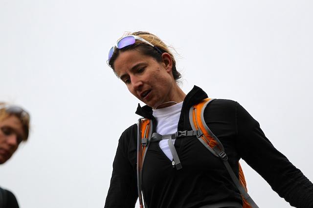 Fastest Run (Women) - Susanne Buckenlei - 6:05:06 [2012 Celtman]
