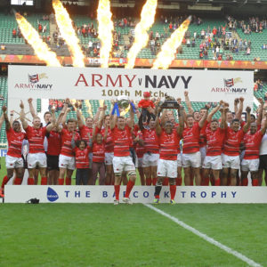Capturing the Moments with Army Rugby