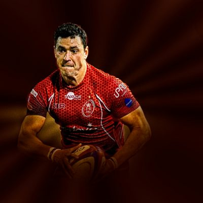 Stu Cross – Army Rugby Union – Light & Contrast