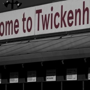 Welcome to Twickenham