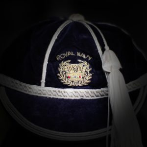 A New Home for Peter Cunningham's Navy Cap
