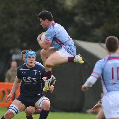 RAF Flying High After First Round of Inter Service Championship