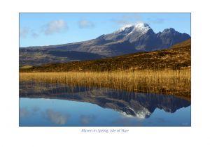 Blaven in Spring, Isle of Skye