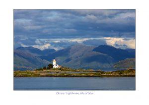 'Ornsay' Lighthouse, Isle of Skye